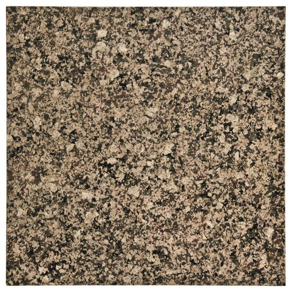 Desert Brown Granite Tile 12x12 Granite Tile Used On The Master Bathroom Countertop Want To Use In Kitchen As We Granite Tile How To Dry Basil Brown Granite