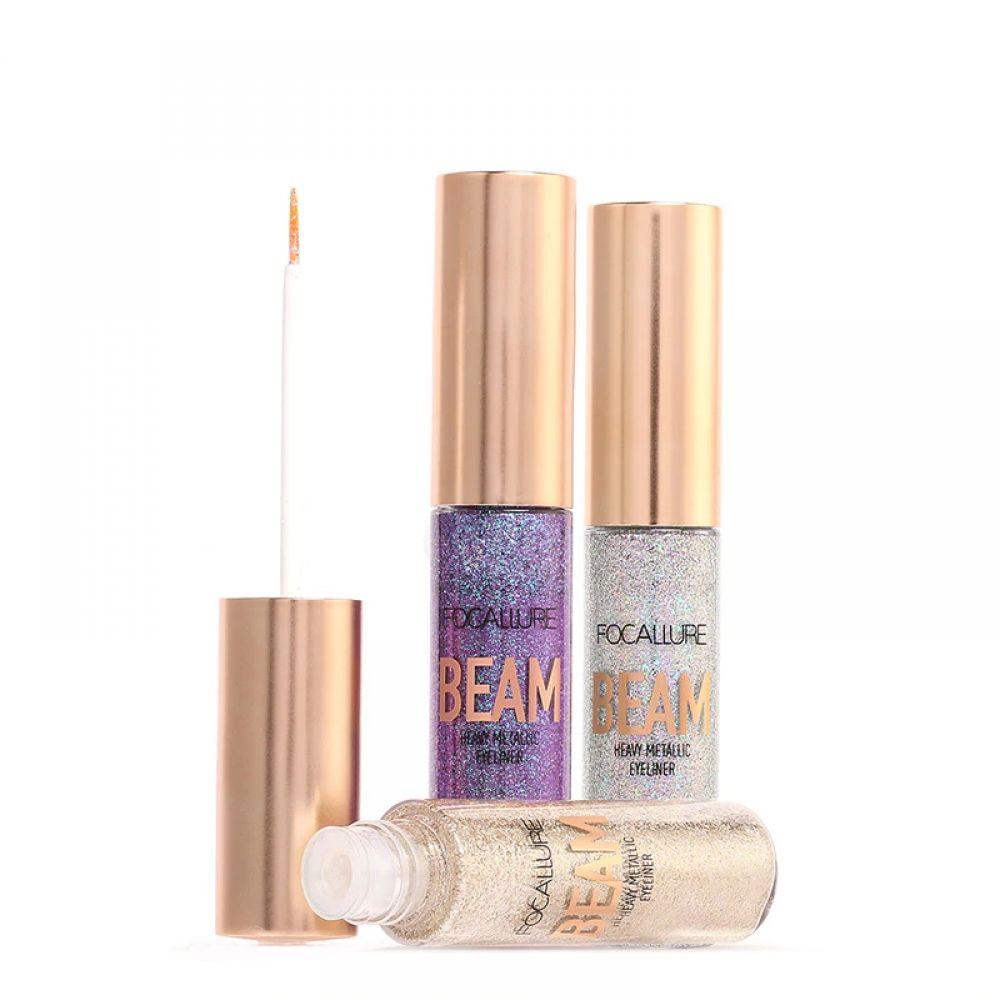 Makeup Waterproof Glitter Eyeliner #glittereyeliner