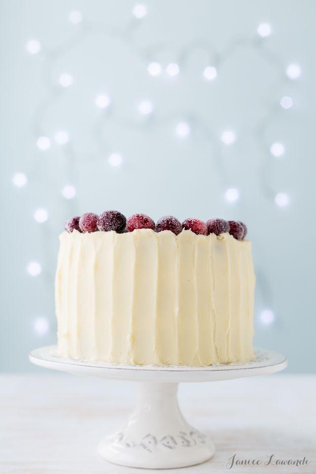 Dark Chocolate Cardamom Cake with Pistachio | Sweet