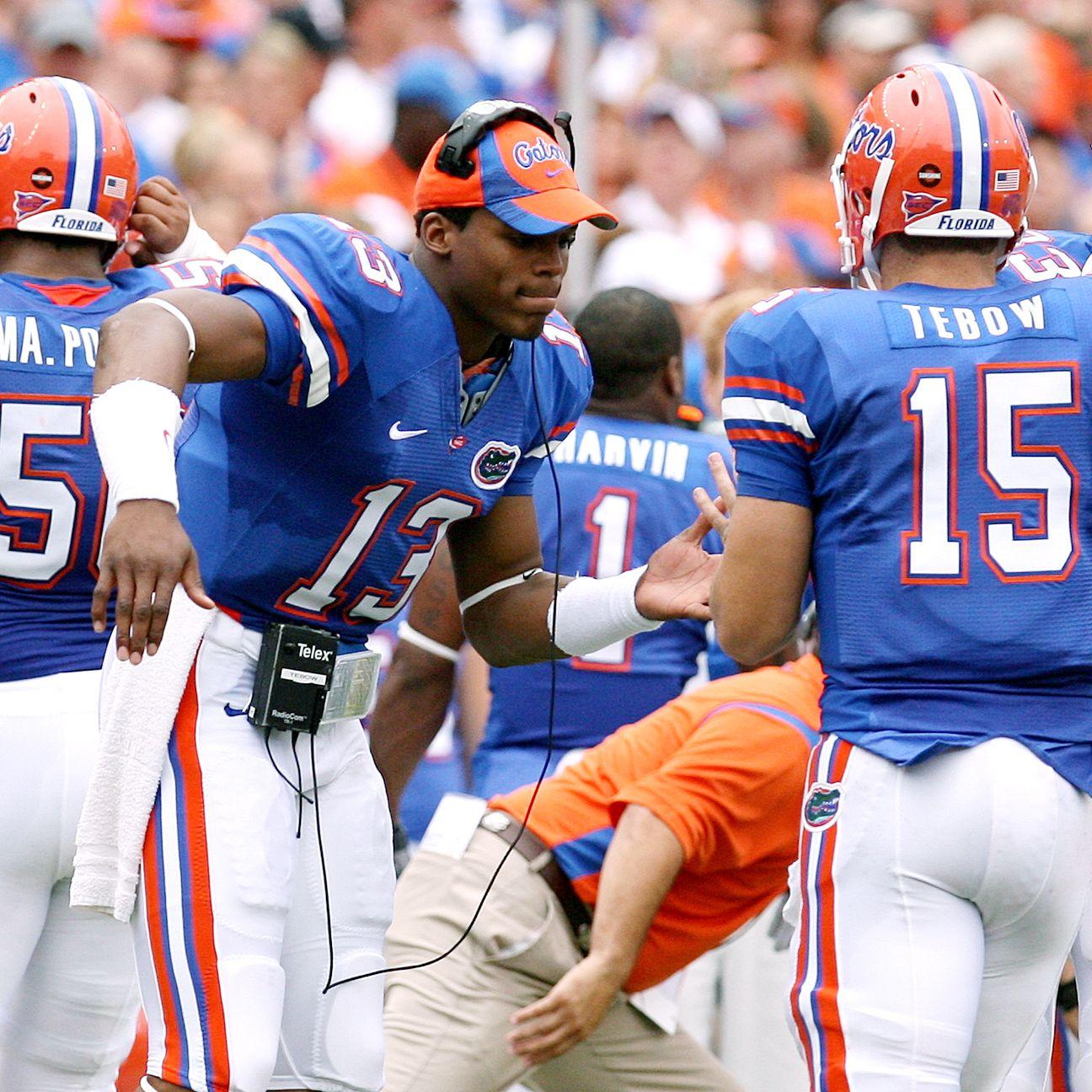 Cam Newton left Florida Gators wondering what could have been d9af8e391