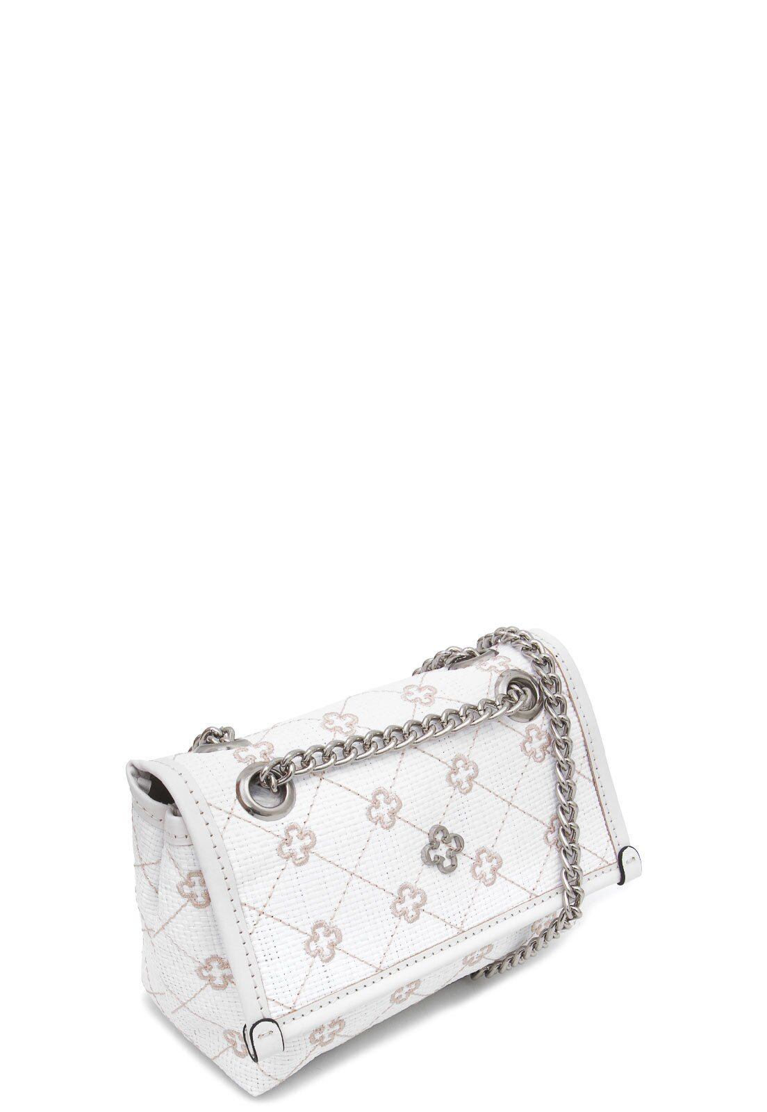 Capodarte Leather Monogram White