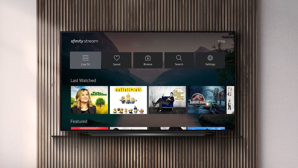 Comcast Brings Xfinity Stream to LG Smart TVs So You Can