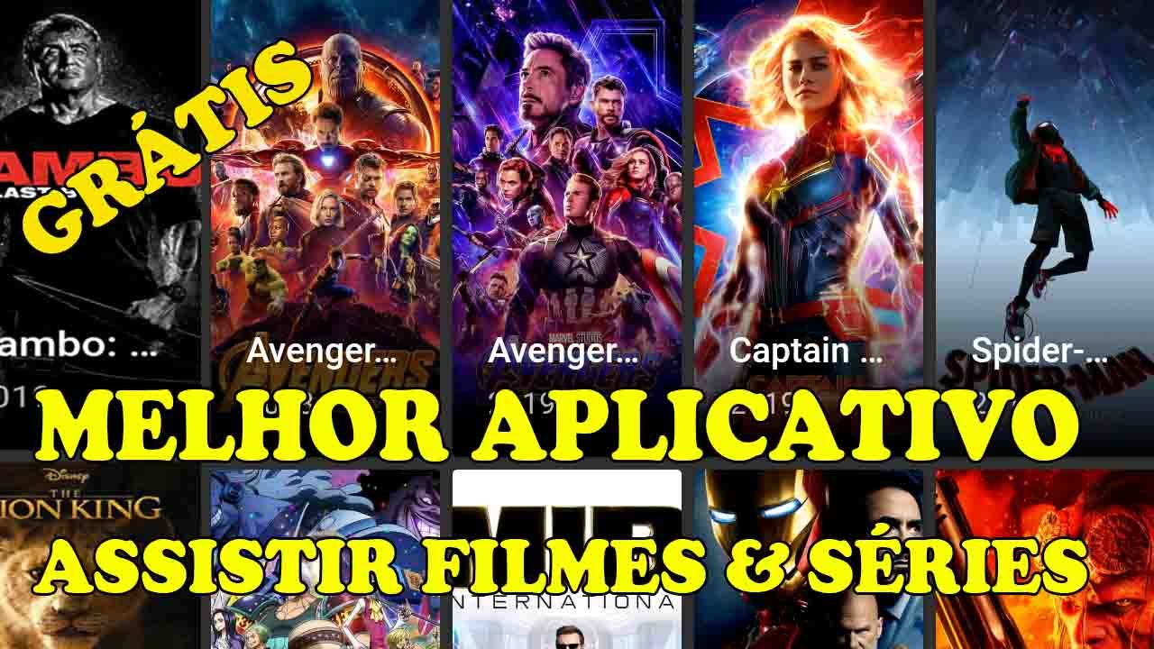 Filmes E Series Novo App De Entretenimento Para Android App