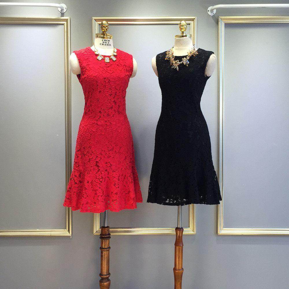 Timeless Lace Dress