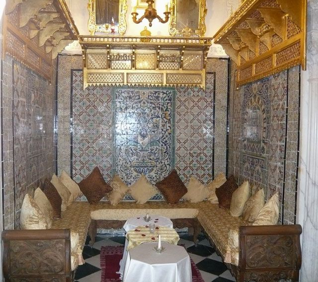 architecture traditionnelle tunisienne - Recherche Google   My ...