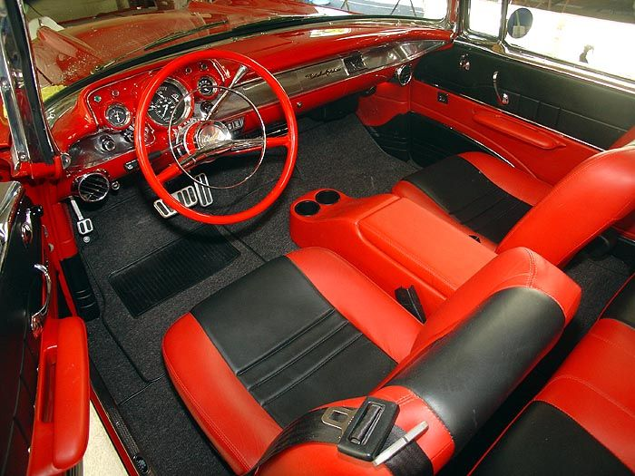 Lost Your Microsoft Office Product Key Here S How To Find It Custom Car Interior 57 Chevy Bel Air Chevrolet Bel Air