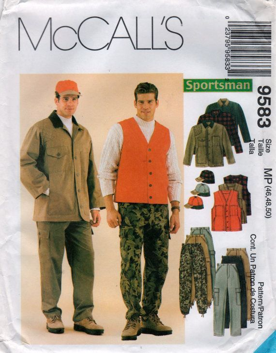 mens cargo pants pattern - Google Search | sewing patterns ...