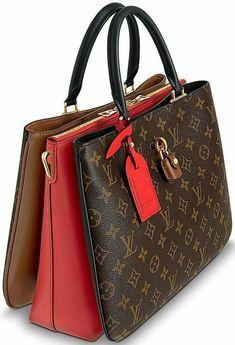 Beautiful Louisvuit Luxury Handbags Fashion Designer Must Haves Tote