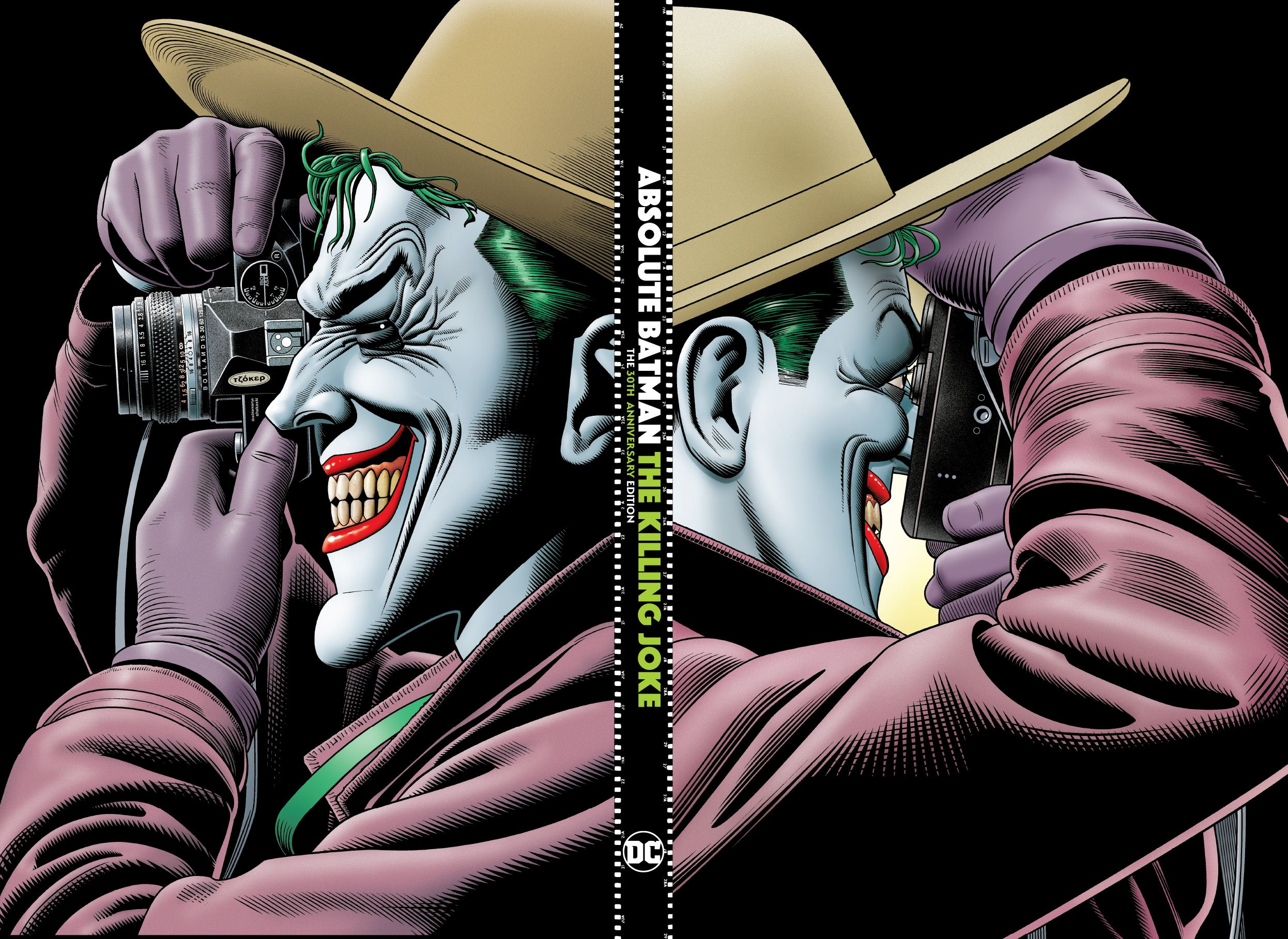 Pin Na Doske Batman The Killing Joke