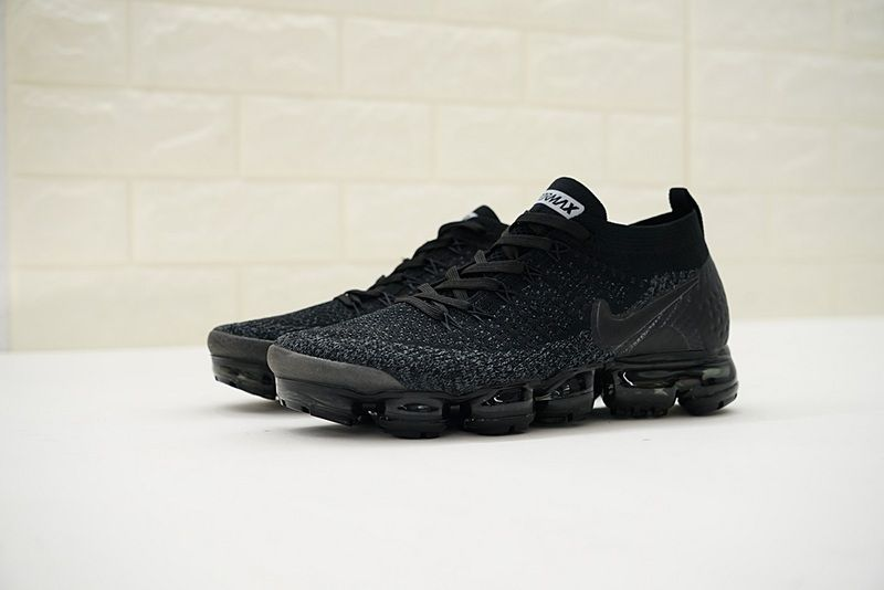 529df336caf9 Cheap Priced Nike Air VaporMax Flyknit 2.0 W Oreo Black Grey 942842-012 For  Sale