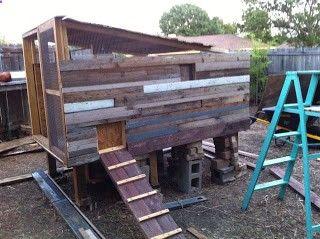 Our cheap blueprint less chicken coop ideas for how to build a our cheap blueprint less chicken coop ideas for how to build a malvernweather Images