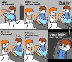 Bacon. – Québec Meme +