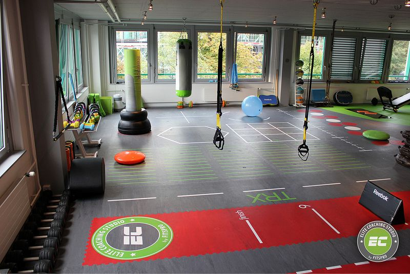 Pavigym carpet functional training untuk