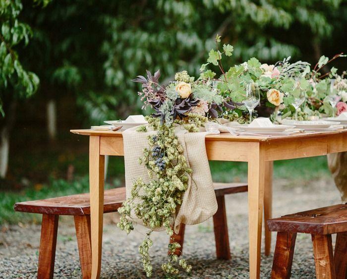 Hops 3 leaf floral  and cat mayer studio