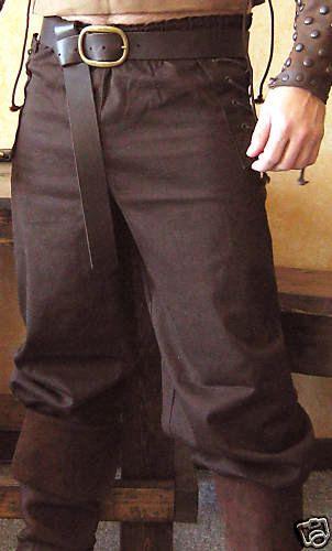 Medieval Celtic Viking Pants   Longaxe   Medieval pants
