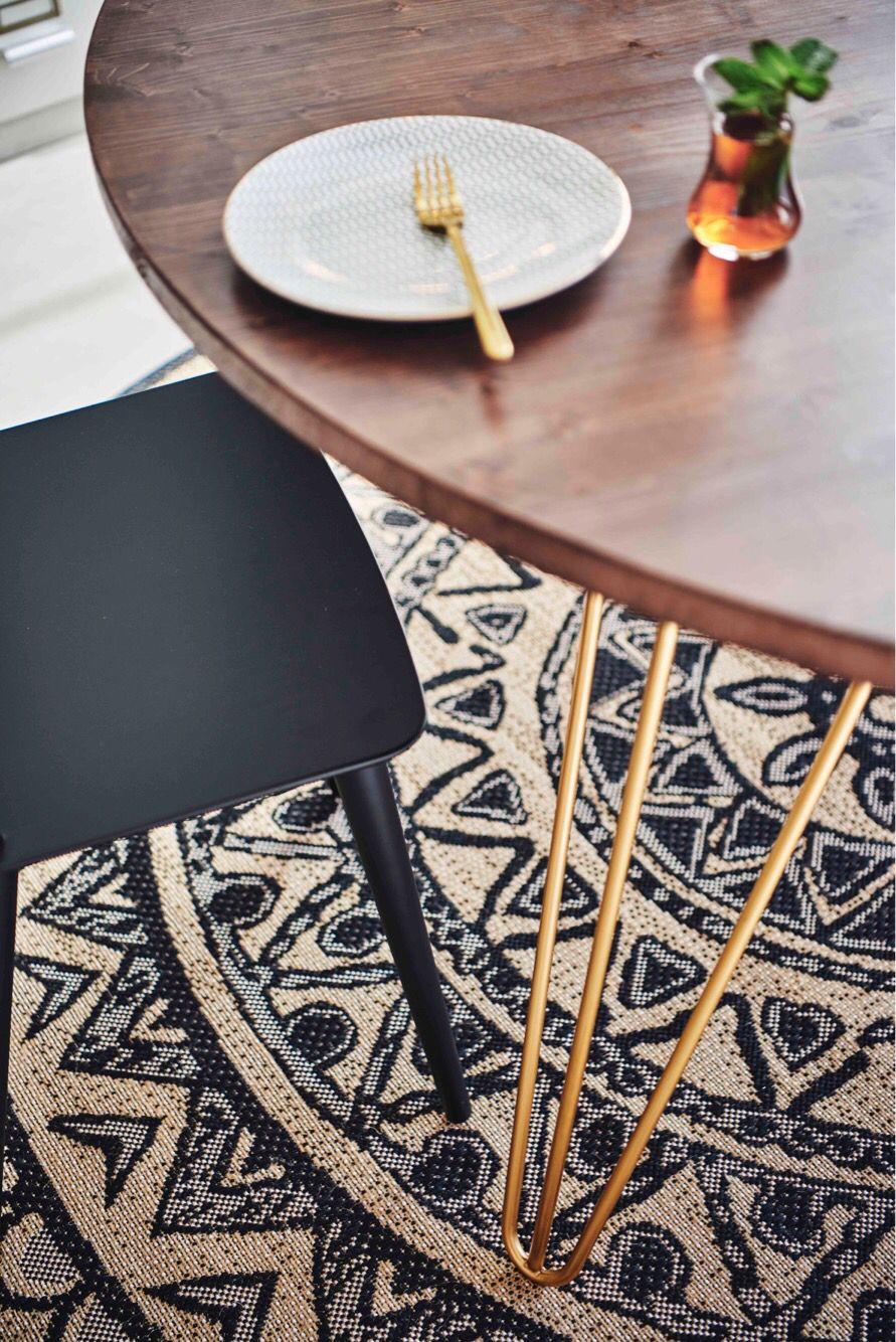 Eetkamer Tafel Wenge.Ronde Tafel In 2019 Allon Dery Haute Furniture Rotterdam