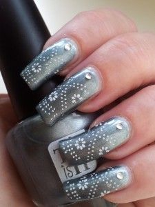 Sweet Metallic Nail Art - NailpolishHeaven