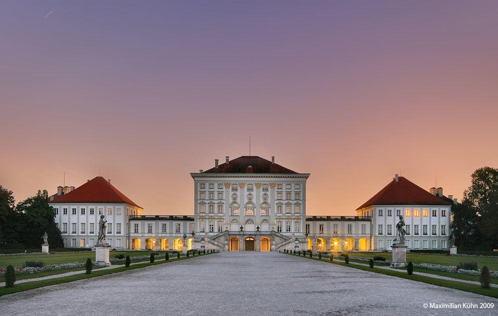 Schloss Nymphenburg Munich Germany Schloss Nymphenburg Deutschland Burgen Burg