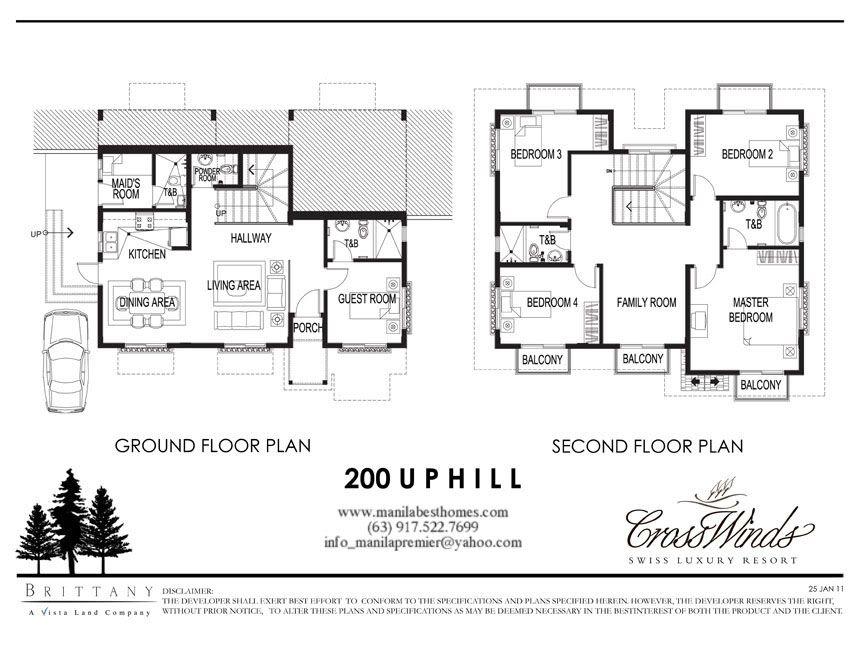 Pin by Pogz Ortile on 200-250 Sqm Floor Plans Pinterest House - copy blueprint detail in short crossword clue