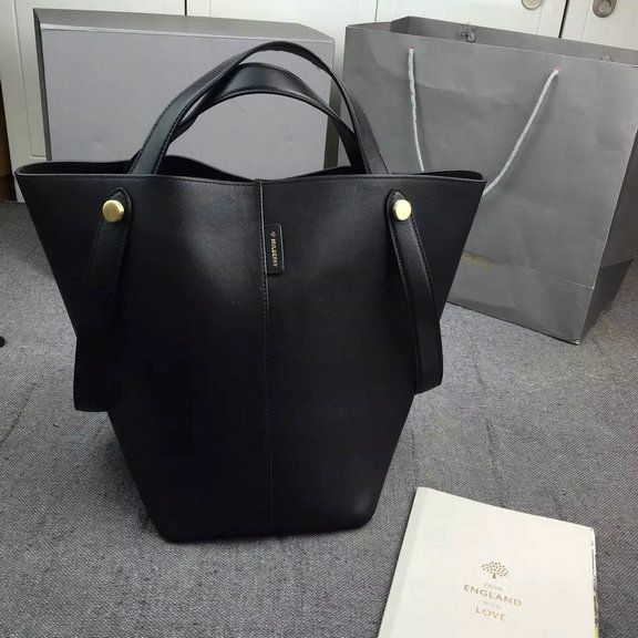 2016 Spring Mulberry Kite Tote Bag in Black Flat Calf Leather  Kite 201604   - £184.00   Mulberry Outlet UK Team 754752a1e2675
