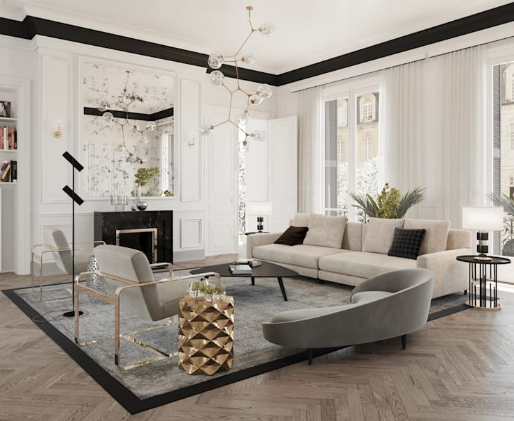 6 Common Living Room Mistakes And Their Solutions Living Room Lounge Modern Room Rugs In Living Room