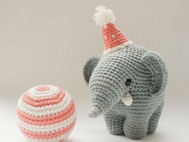 Elefant Häkeln Anleitung Deutsch Crochet Crochet Crochet