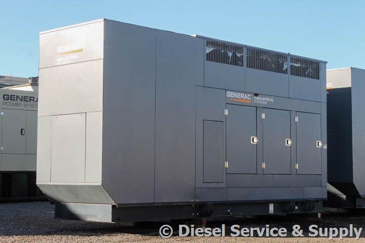 For Sale Generac 300 Kw Natural Gas Generator Set Model 12345001000 Year 2010 35 Hours 480 Volt Natural Gas Generator Gas Generator Industrial Generators
