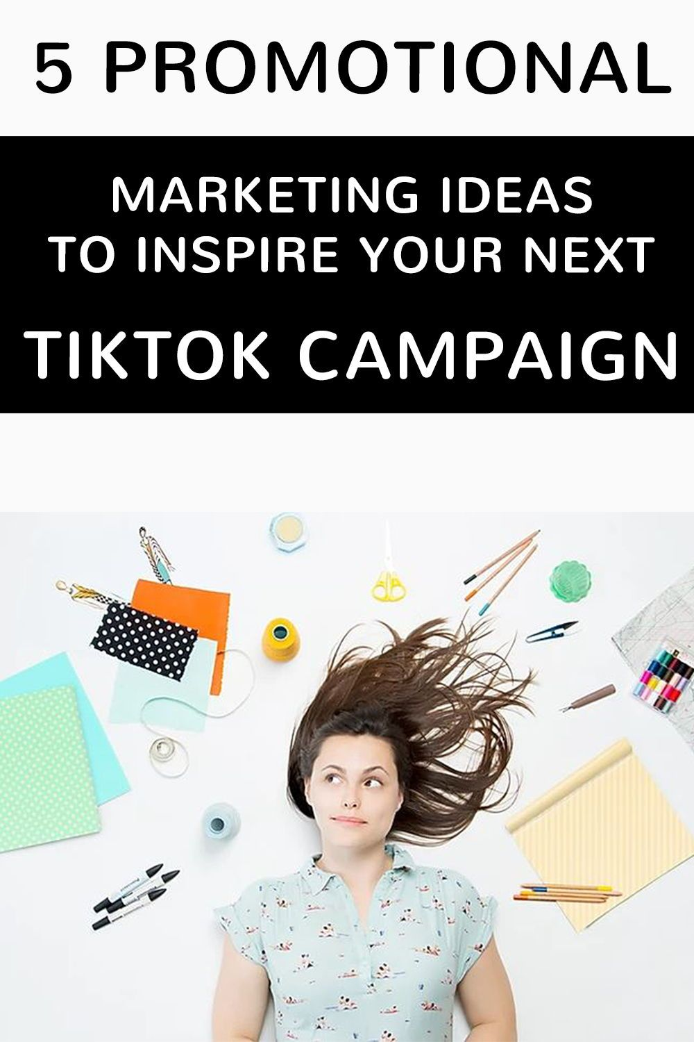 5 Promotional Marketing Ideas To Inspire Your Next Tiktok Campaign Promotional Products Marketing Sales And Marketing Blog Marketing