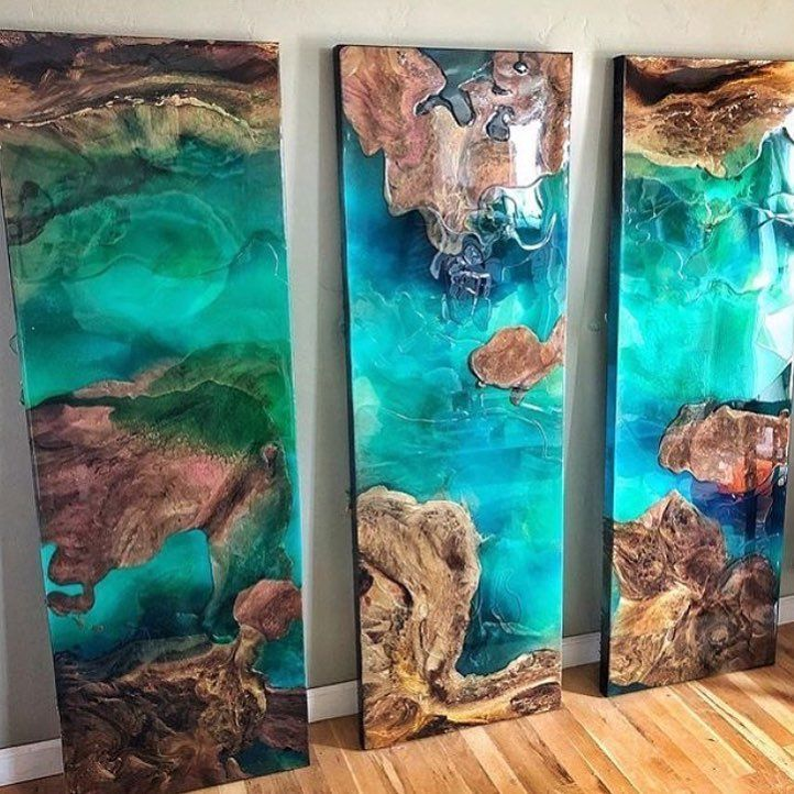 Epoxy Resin Art