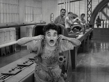 5c1f5731963a19 Les Temps modernes de Charles Chaplin (1936) - Analyse et critique du film  - Dvdclassik