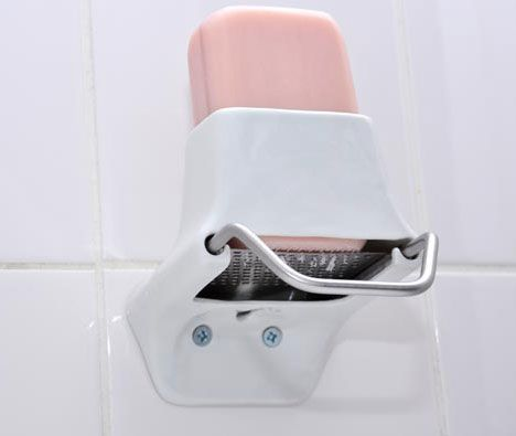 Clever Dispenser Design Combines Benefits Of Liquid And Bar Soap. You Donu0027t  Transport