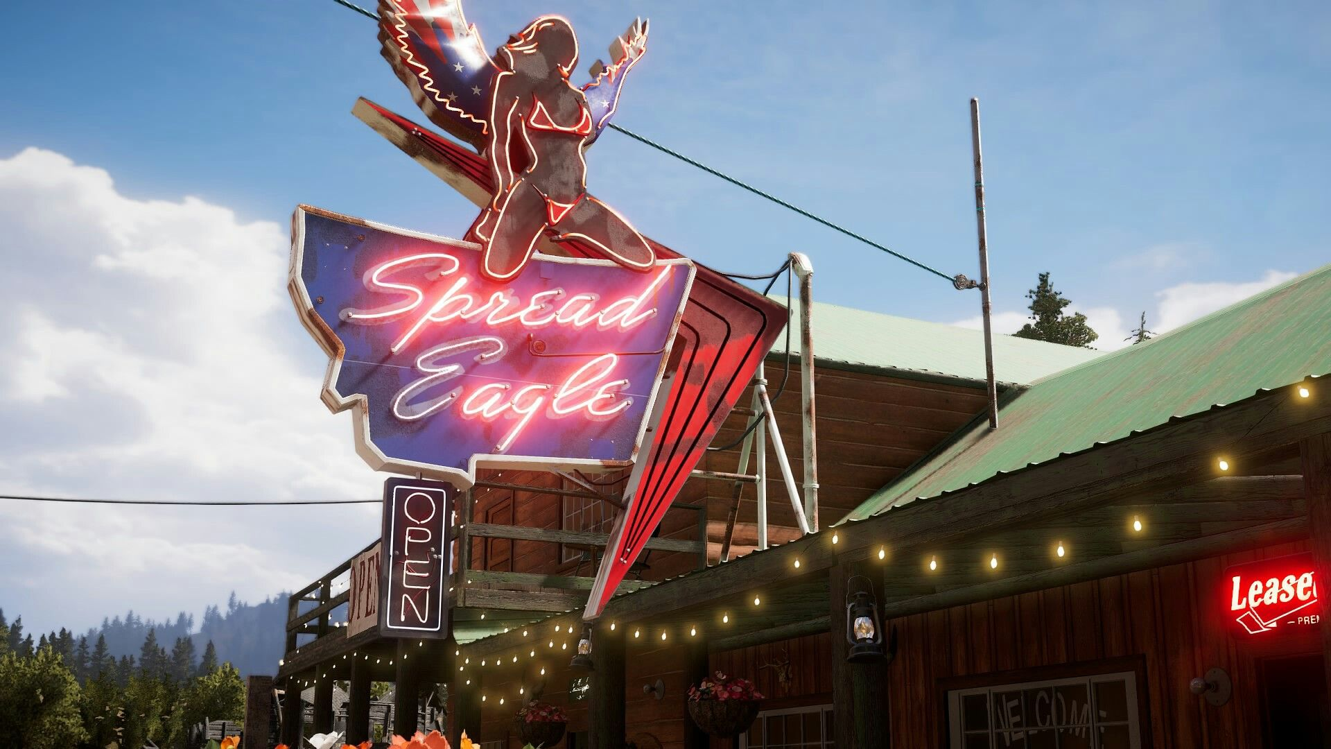 Pin by Karissa on Far cry 5 Neon signs, Burley, Neon