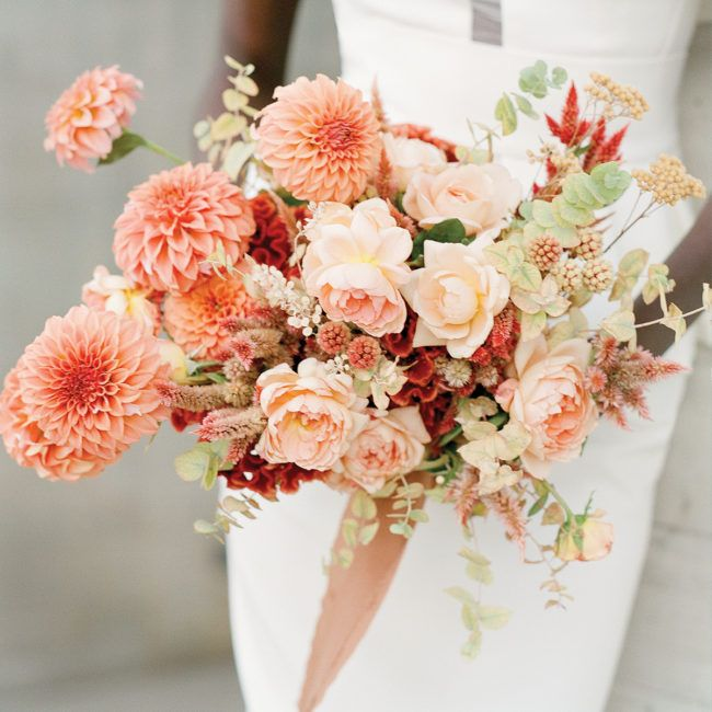 7 Desert-Inspired Bouquets For The Big Day In 2020