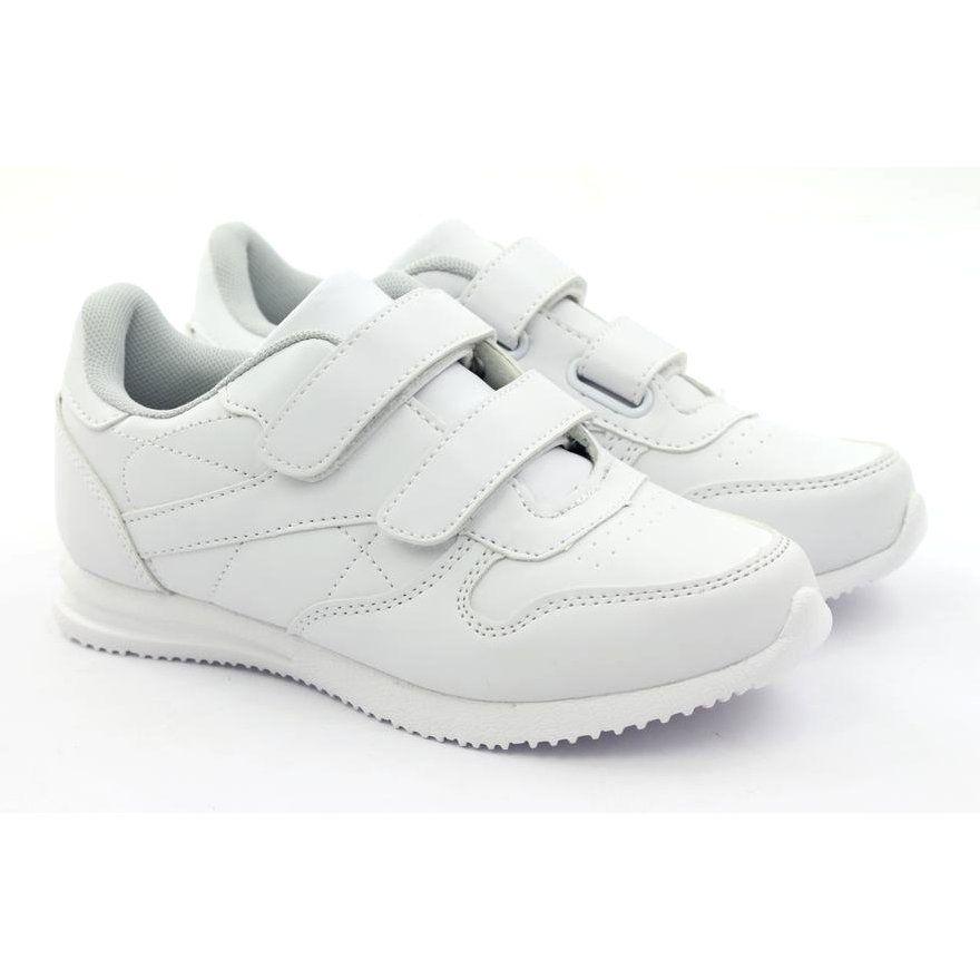 Buty Sportowe Lekkie Dk15534 Biale Childrens Shoes Sports Shoes Shoes