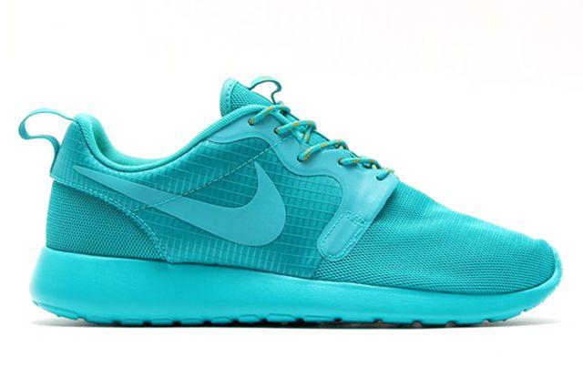 Nike Roshe One Hyperfuse Breathe Violet Femme