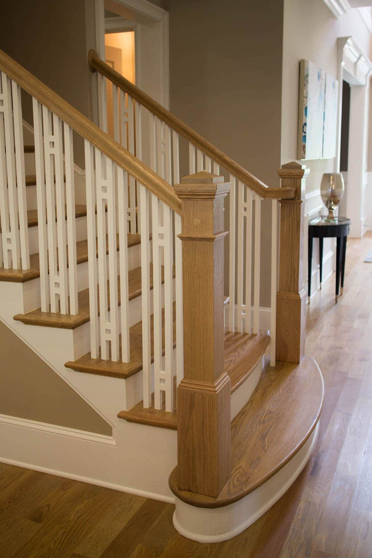 Craftsman Staircase Design Craftsman And Arts Crafts