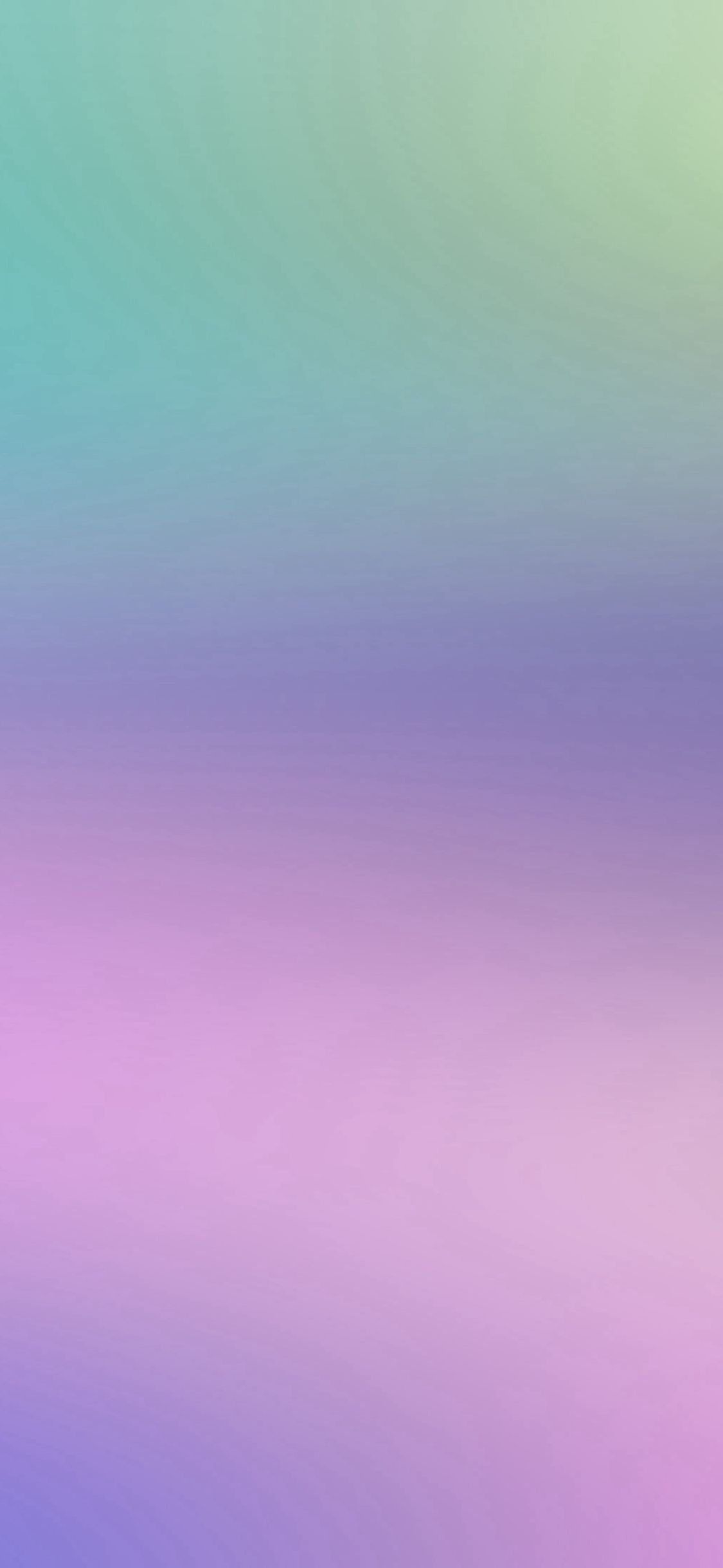 Blue And Purple Blur Gradation Background Iphone X