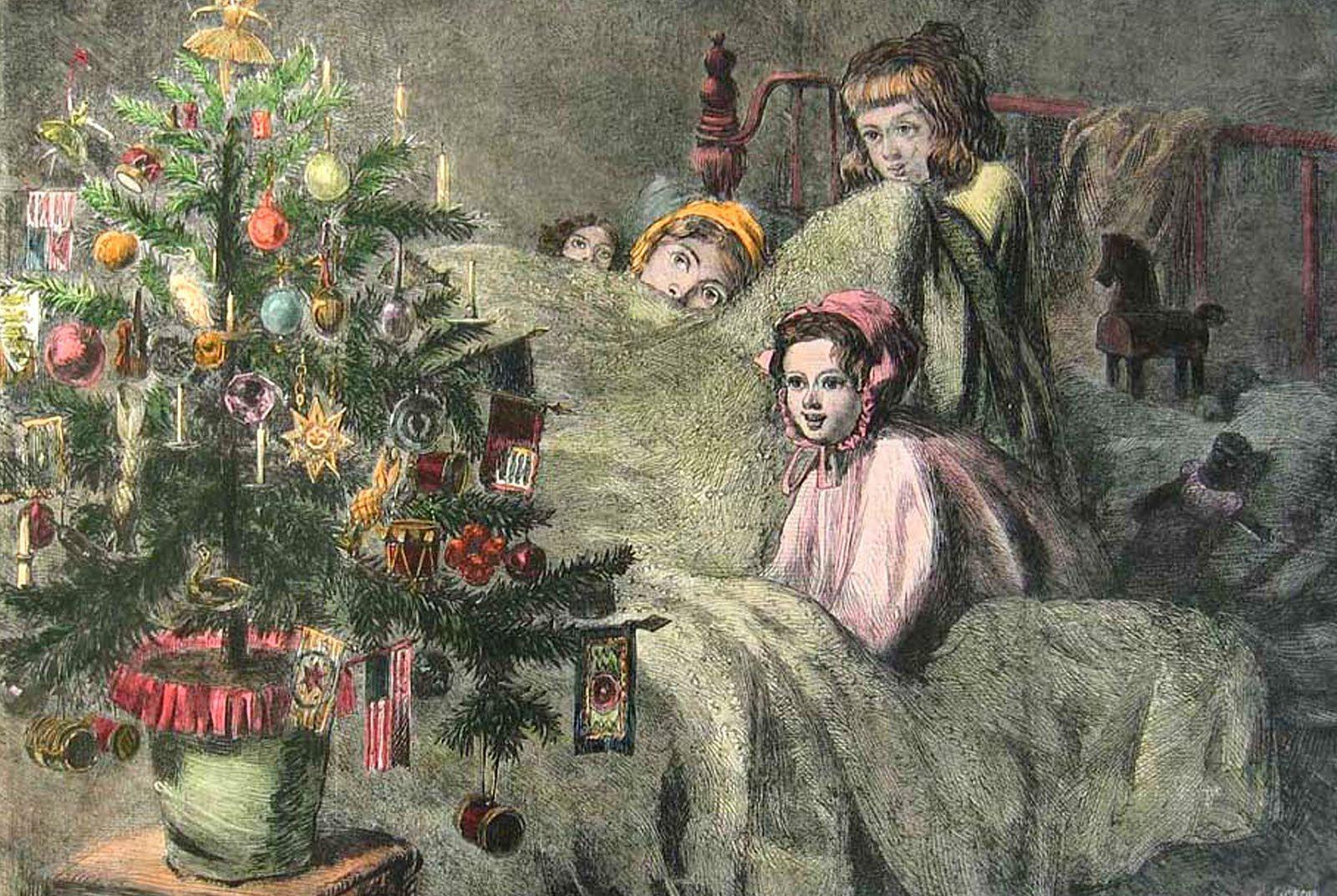 Victorian Family Photos   Christmas Trees   Babylon Baroque   old ...