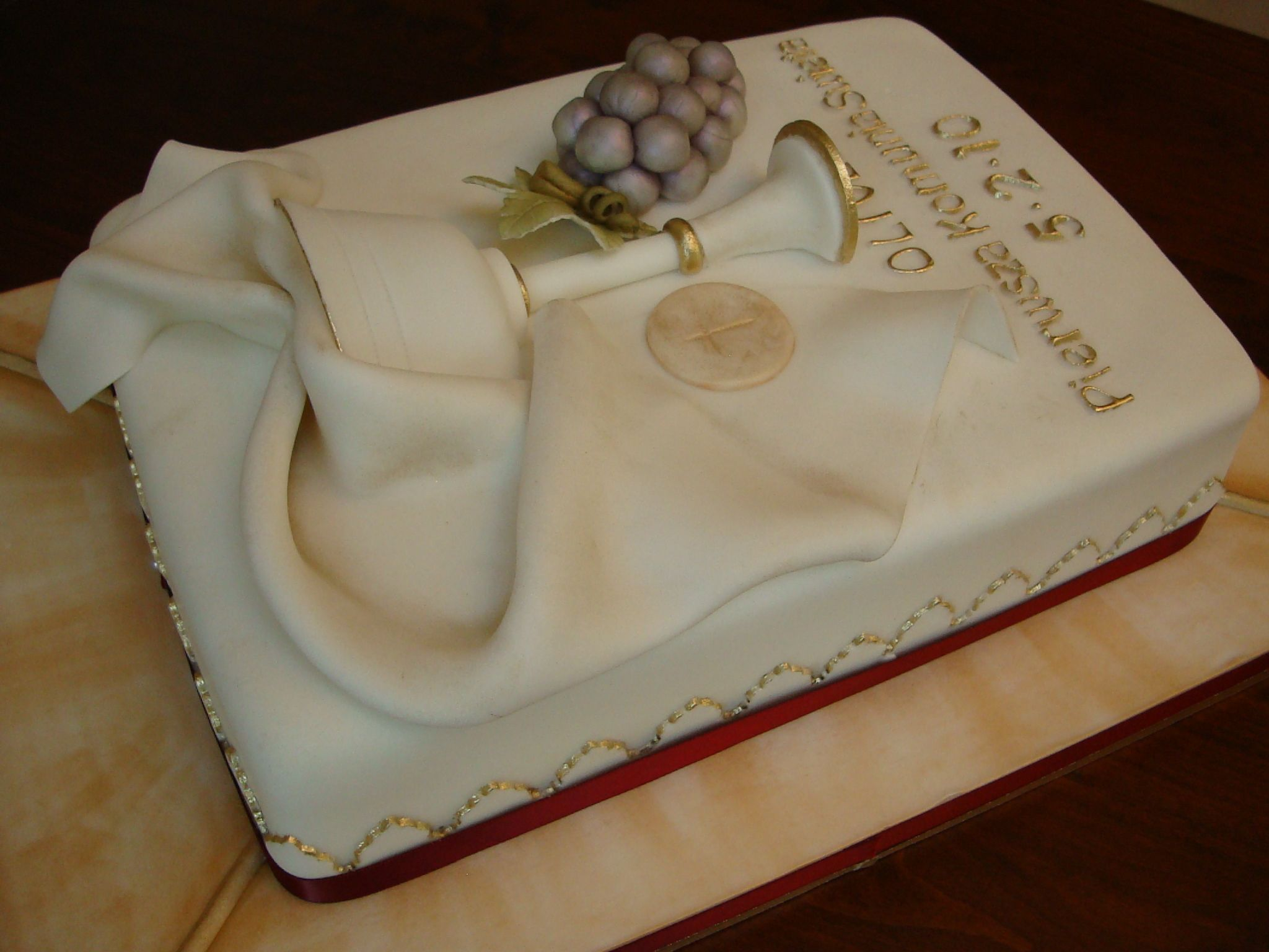 Unique holy communion cakes featured sponsors first for 1st holy communion cake decoration ideas
