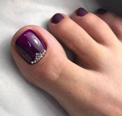 Fall Pedicure Colors Toenails Art Designs 27 Ideas For 2019 Fall Pedicure Toe Nail Designs For Fall Toenail Art Designs