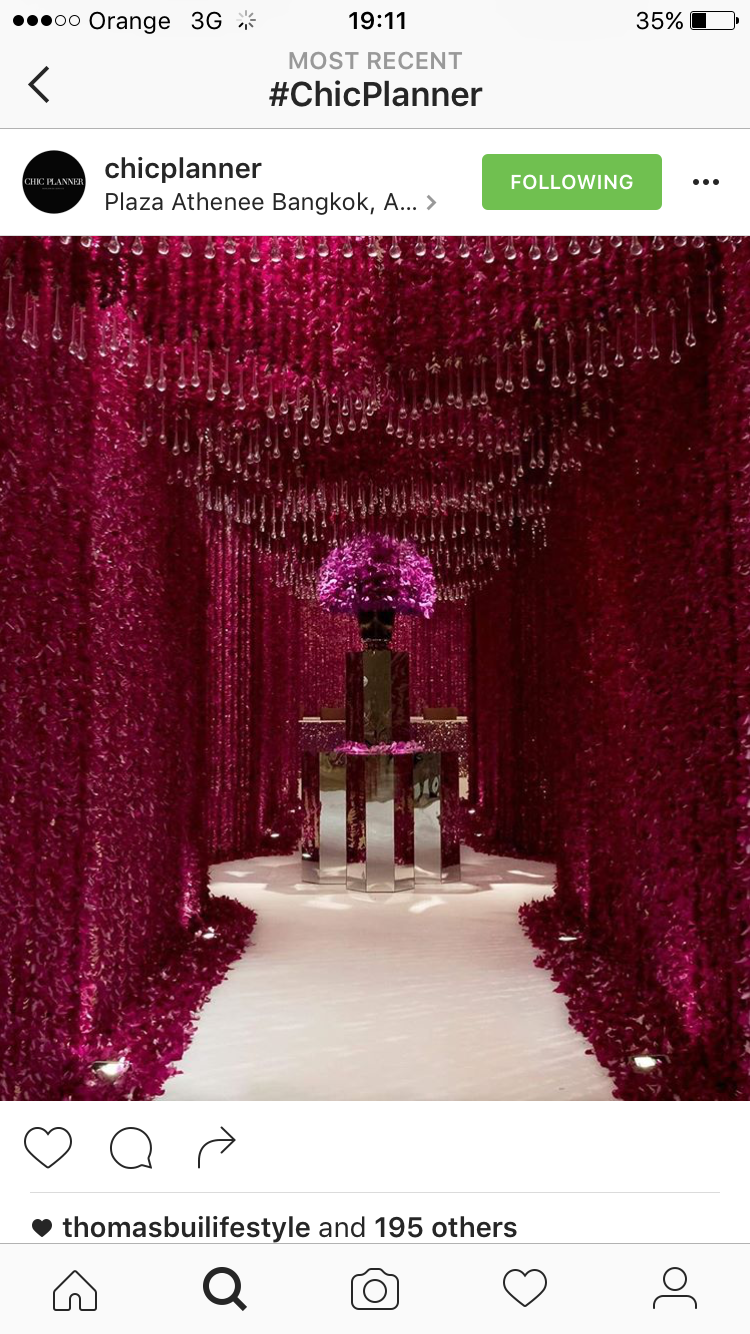 Korean wedding stage decoration  Pin by M C on Wedding  Pinterest  Wedding Wedding decorations and