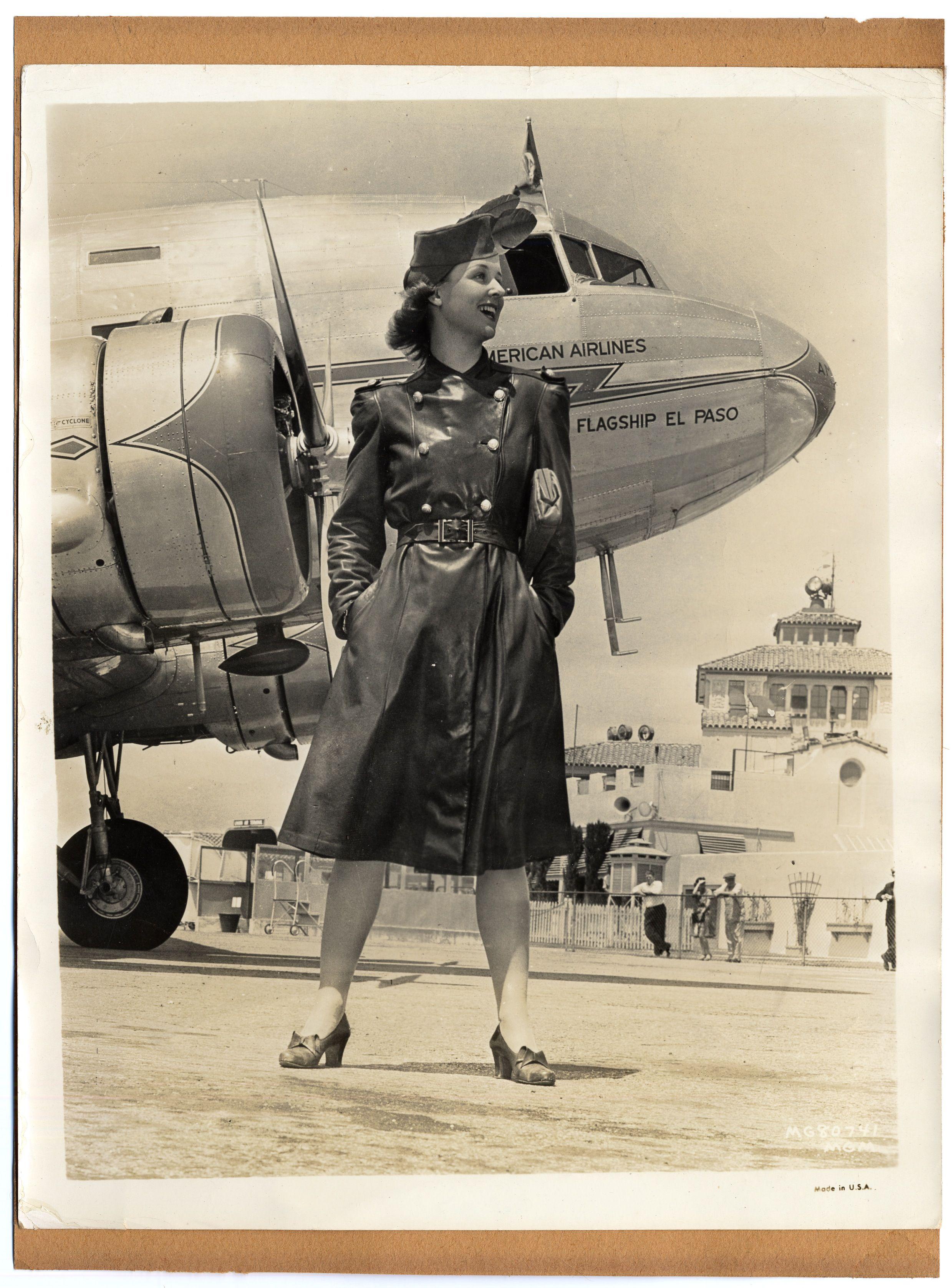 photograph: American Airlines, Douglas DC-3 | http://www.flysfo.com/museum/