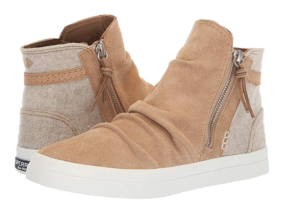 Sperry Crest Zone Women's Shoes | Brown