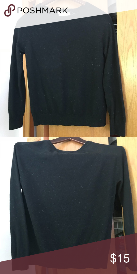 487c3449d Black sweater