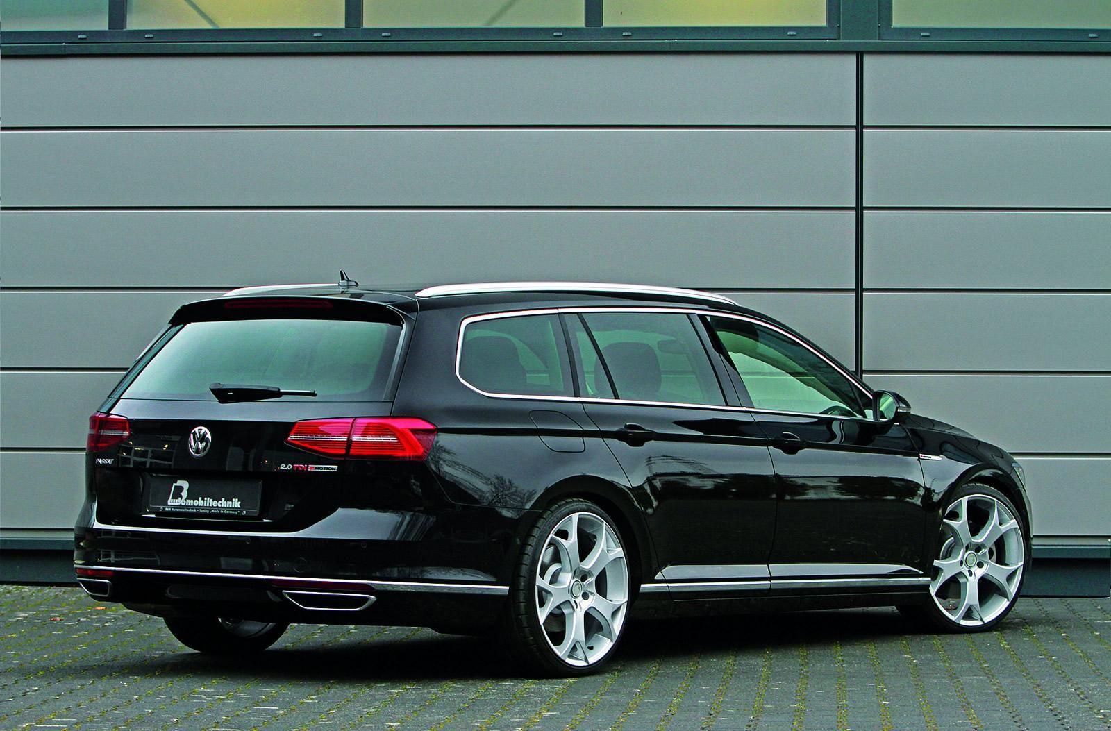 2015 Volkswagen Passat Variant by B&B | Cars | Pinterest ...