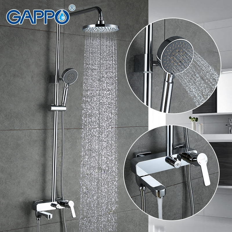 127.7$ Watch more here - GAPPO 1SET Bathroom sets faucets set Bath ...
