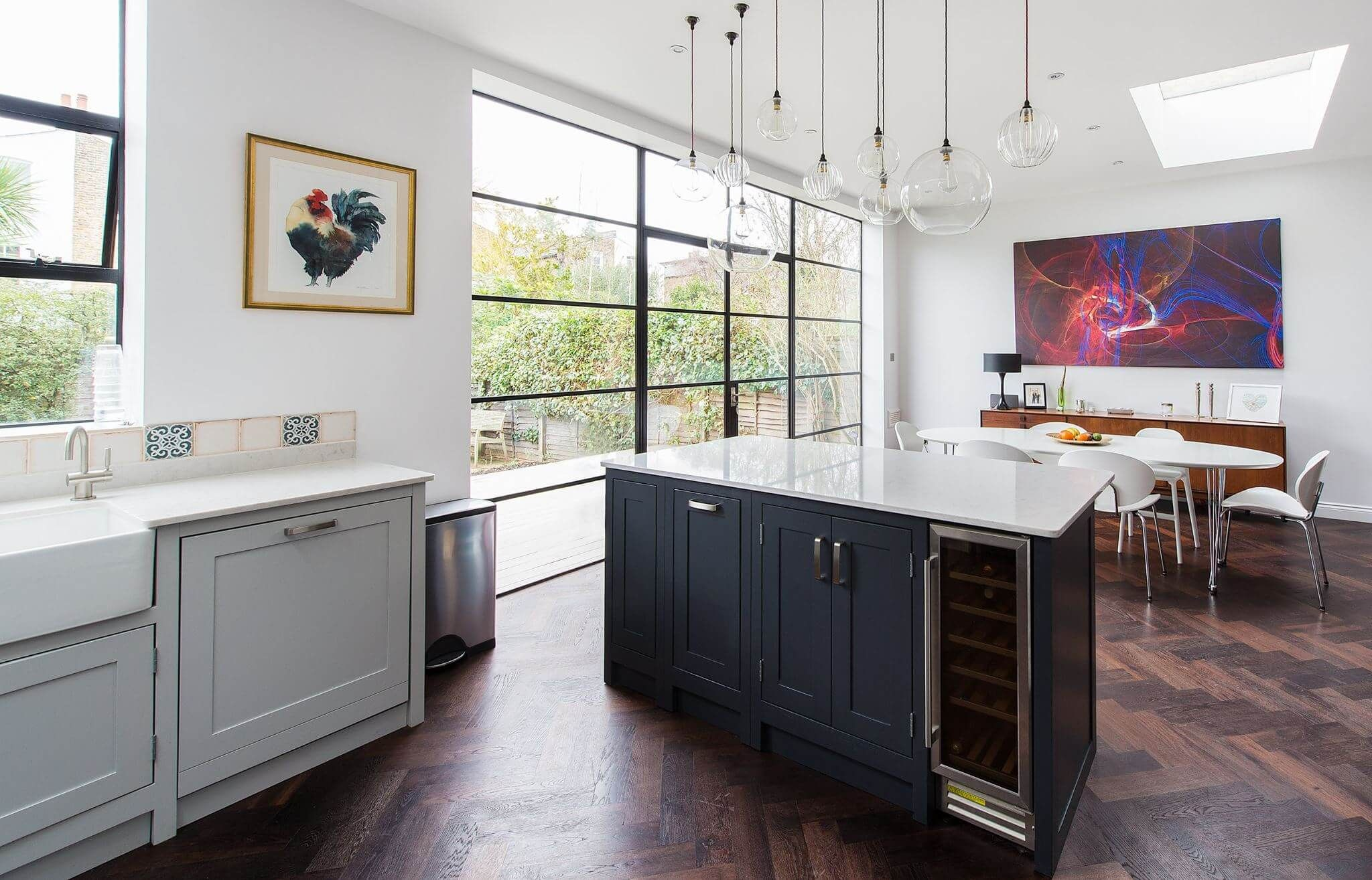 Shaker Kitchen Customer Gallery | The Shaker Kitchen Company Clapham ...