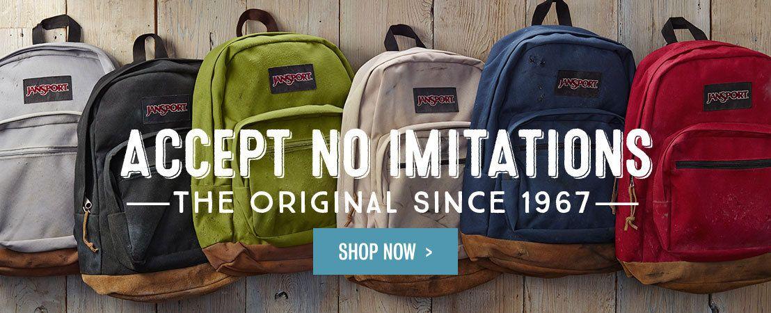 322c592ae Jansport banner | Eye Candy | Jansport, Bags, Jansport backpack