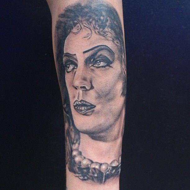 rocky horror portrait tattoo tattoos pinterest portrait tattoos and tattoo. Black Bedroom Furniture Sets. Home Design Ideas