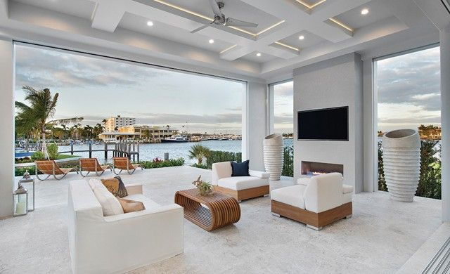 Cordial Contemporary : Walking The Design Line In Naples   Home U0026 Design